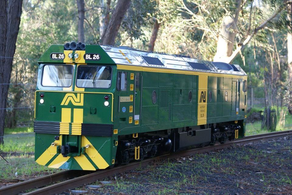Rolling Stock Register Diamond Valley Railway